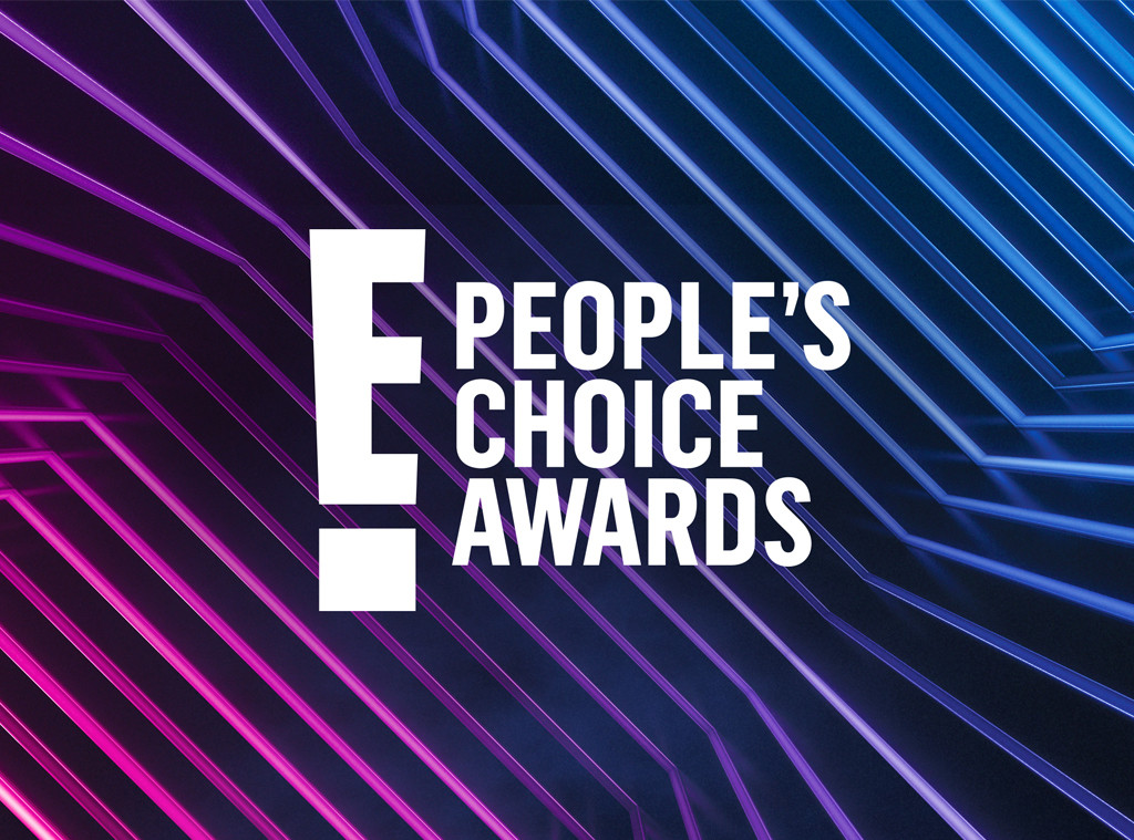 2019 E! Peoples Choice Awards Logo, PCAs
